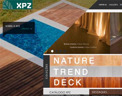 XPZ - Madeiras, S.A. - Website