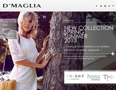 DMaglia - Website