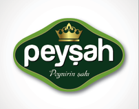 Peysah, Logo, cheese logo, corporate identity