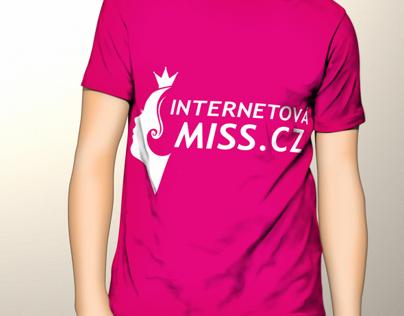 Internetová miss | LOGO