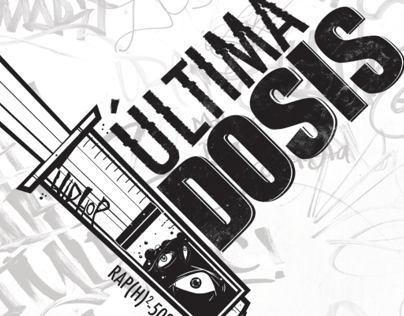 Ultima Dosis Rap(H)2-502mg EP Cover