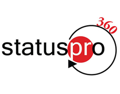 LOGO Re-Design for StatusPro360