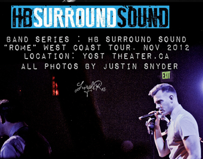 Band Series : HB Surround Souund. Yost Theater 2012