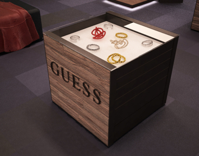 GUESS RETAIL FURNITURE