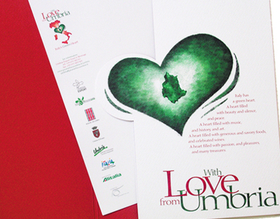 With Love From Umbria