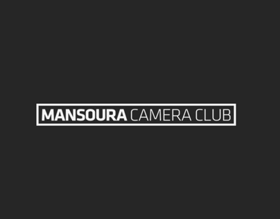 Mansoura Camera Club Logo