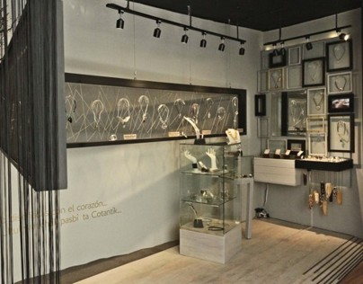 Cotantik's Jewelry Shop Mexico City