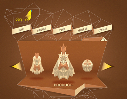 GaTa Website Demo