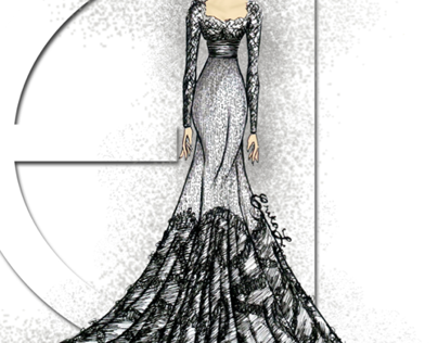 Fashion Illustration: Formal Wear