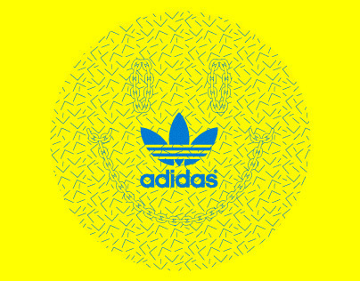 Adidas / Installation for All Originals Represent