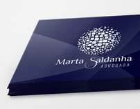Marta Saldanha Lawyer (Corporate Identity)