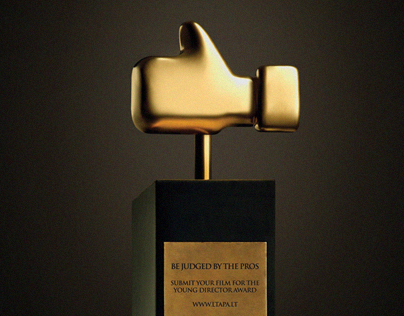 Trophies - Young Director Award