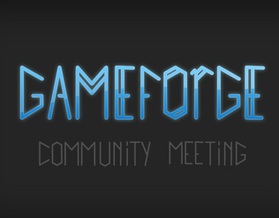 Gameforge community meeting