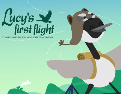 Lucys first flight