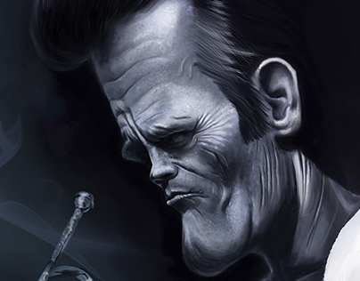 Caricature paintings
