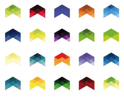 Benchmark Design Branding / Identity