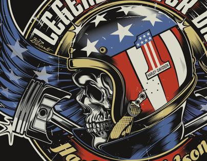 Harley-Davidson - USA
