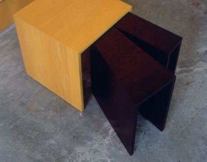furniture by Pedro Mendes