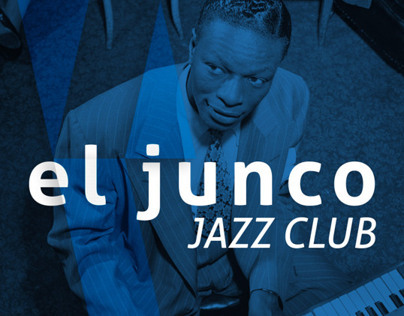 El Junco Jazz Club 12/13 | Identity