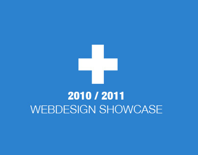 WEBDESIGN SHOWCASE : 2010 / 2011