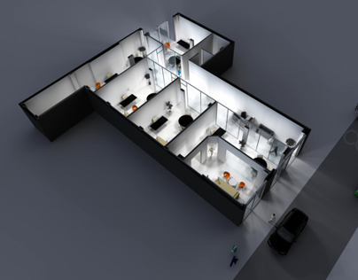 Serviced Offices - Ozen Financial Services