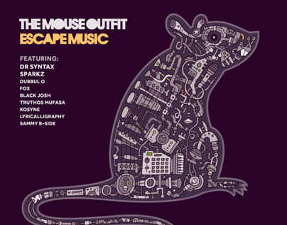 The Mouse Outfit Album Cover