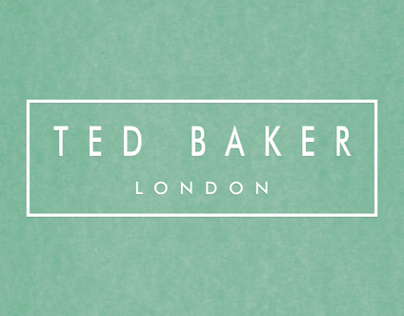 D&AD 2013 - Ted Baker The Italian Touch