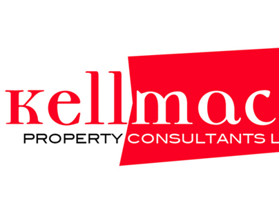 Brand identity for Kellmack Property Consultants