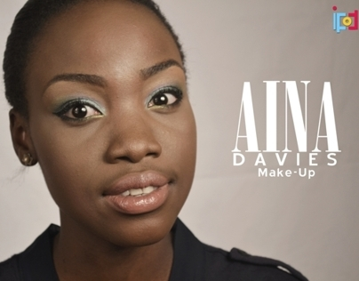 Aina Davies Make Up