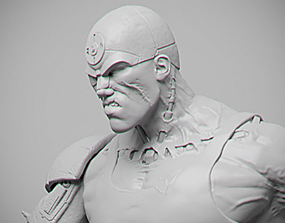 Mean Machine Angel Collectible