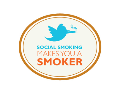 Social Smoking Awareness Advertising