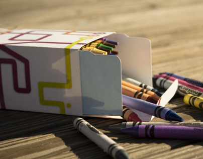 Crayola Box Design - Artist Series