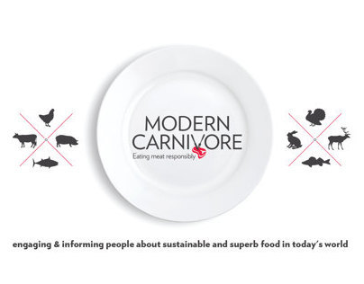 Modern Carnivore Branding