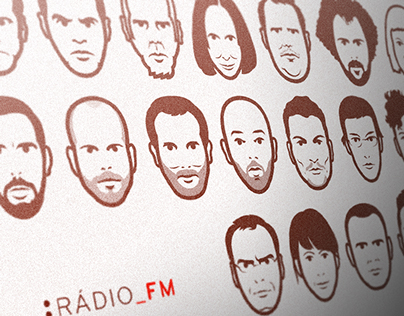 Radio_FM visual identity
