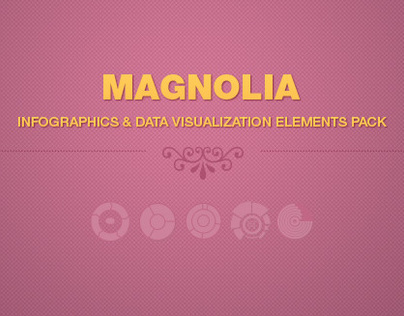 Magnolia – Infographic Elements Pack