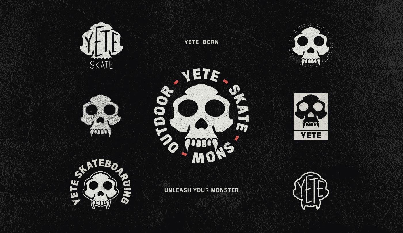 Branding // Yete Branding