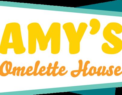 Amys Omelette House