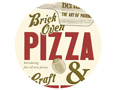 Bertuccis Pizza & Beer Menu