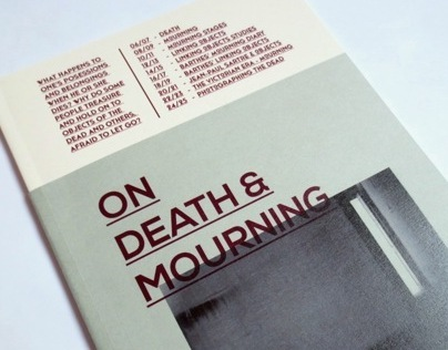 Death & Mourning