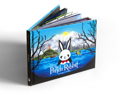 The Panda Rabbit Book