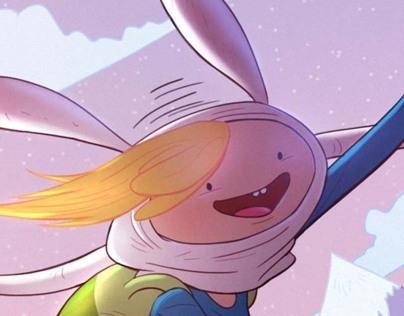 Fionna & Cake Calgary Expo Exclusive Cover