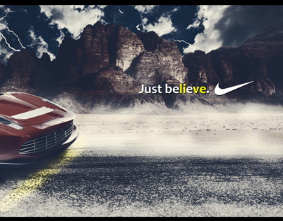 Nike. Just Believe