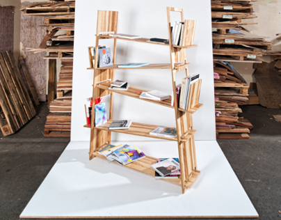 CHAOS THEORY BOOKCASE