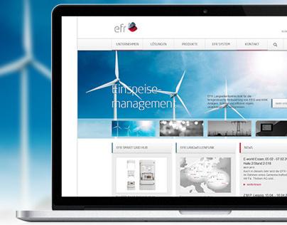 efr Website