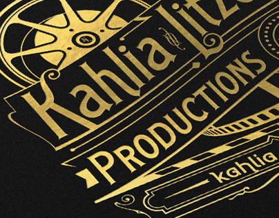 Logo  Kahlia -Productions