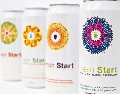 Fresh Start Energy Drink