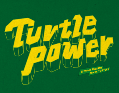 Turtle Power(2013)