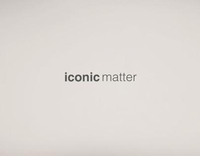 Motion Presentation Iconic Matter