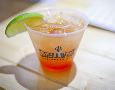 Shellback Rum Sampling Tour