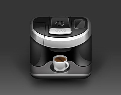 Keurig iOS Icon